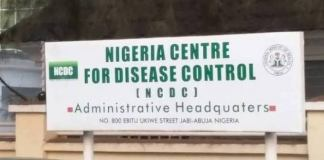 COVID-19: NCDC confirms 624 new cases, Nigeria's total infections now 41,804