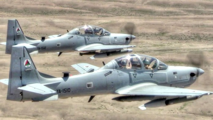 Image result for Super Tucano fighter jets from USA.