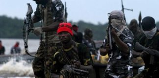 #EndSars: Militants support protesters, threaten to bomb NNPC, Chevron, Shell facilities