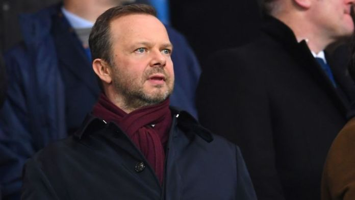 Ed Woodward took over as executive vice-chairman of Manchester United in 2012