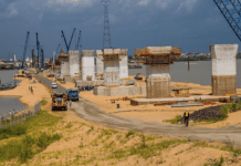 2nd Niger Bridge 46% completed - Buhari