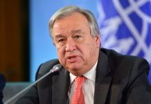 United Nations staff not banned from protests – Guterres