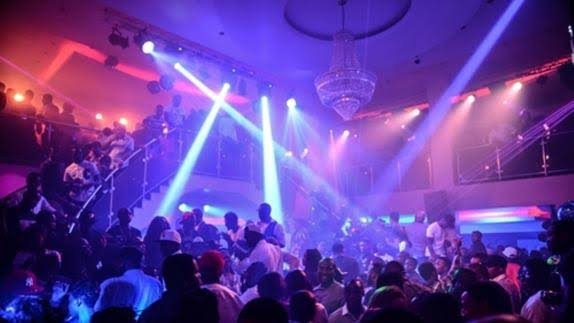 Night club, Nigeria, Warri