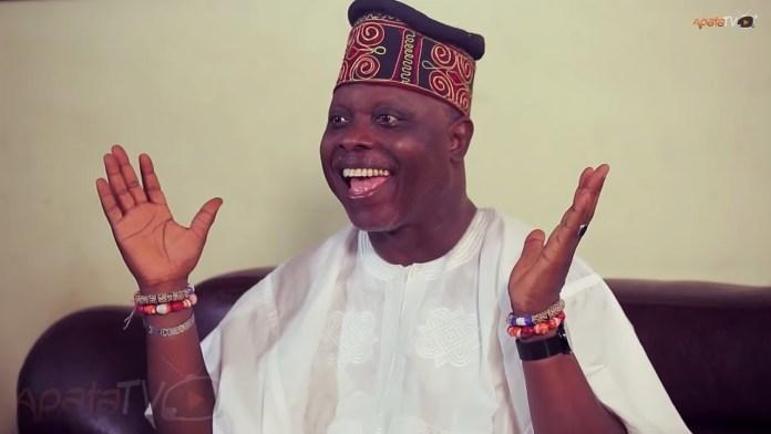 Ewure Abami Latest Yoruba Movie 2020 Drama Starring Dele Odule ...
