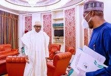 Just In: President Buhari to meet 109 Senators today