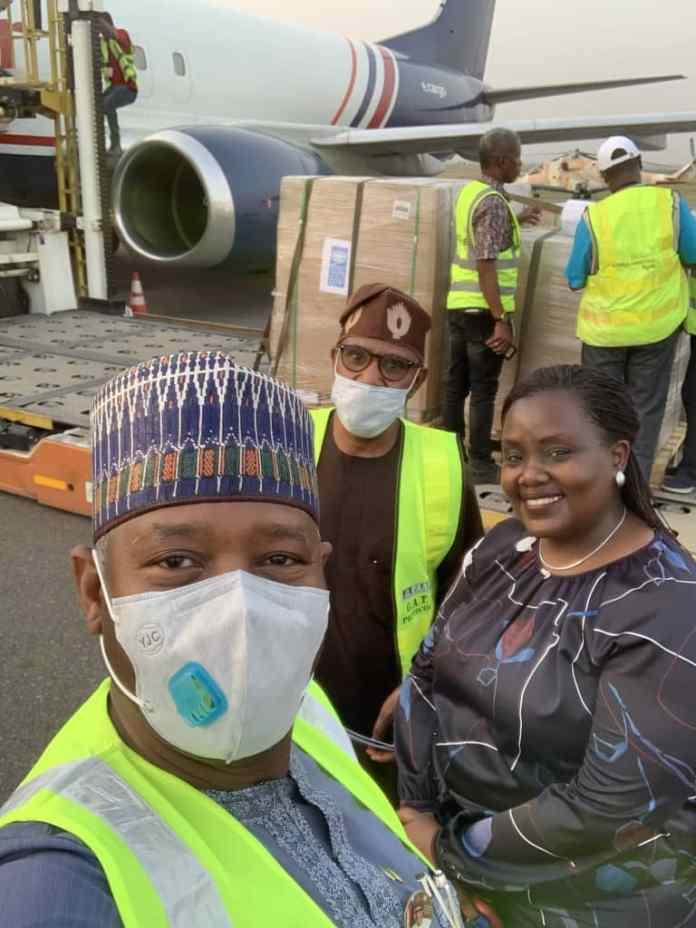Nigeria receives 50 ventilators, other medical equipment from UN