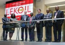 Lekoil signsstrategic agreement with NAMCOR