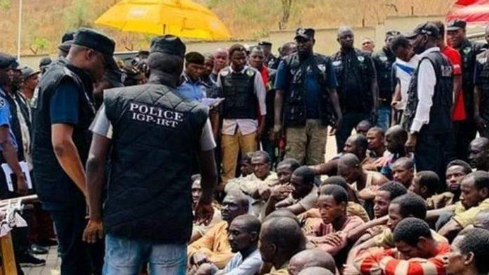 Lockdown: Police Arrest 191 suspects over unrest in Lagos, Ogun ...