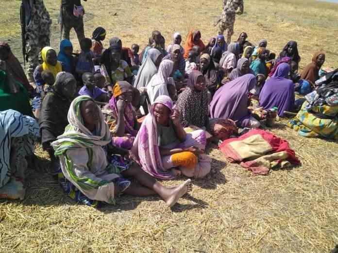Boko Haram: 2 Soldiers killed, 18 terrorists eliminated, as Army rescues 72 Children, others