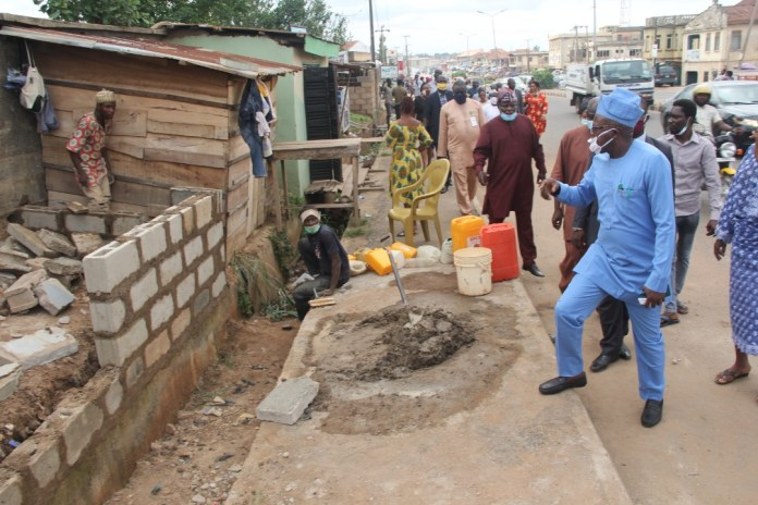 Oyo govt issues 7-day ultimatum for owners of illegal structures to vacate