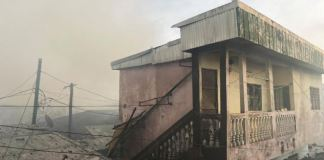 3 severely burn, as fire raze maximum-security prison in Cameroon