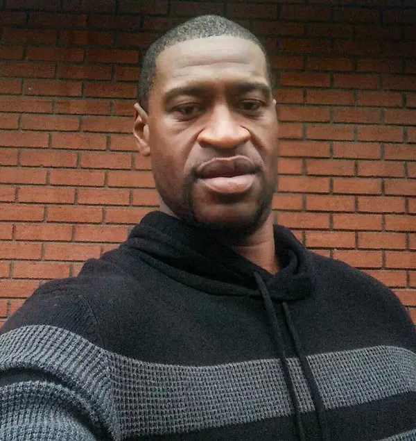 How George Floyd, black African-American victim of racism died in the hands of a white police officer
