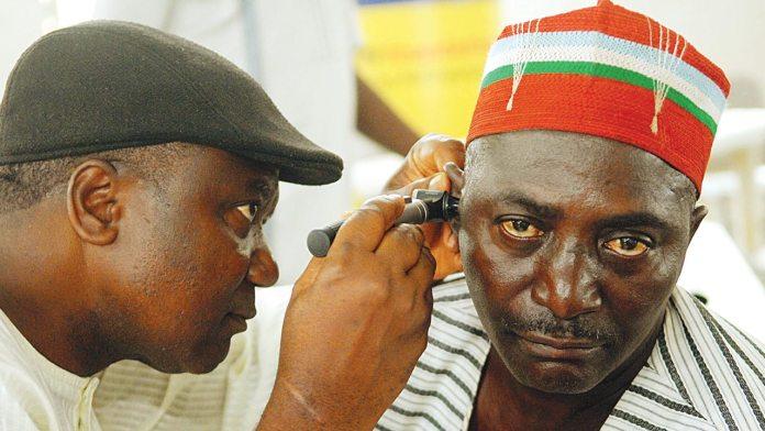 8.5m Nigerians still suffers from hearing impairment – Expert