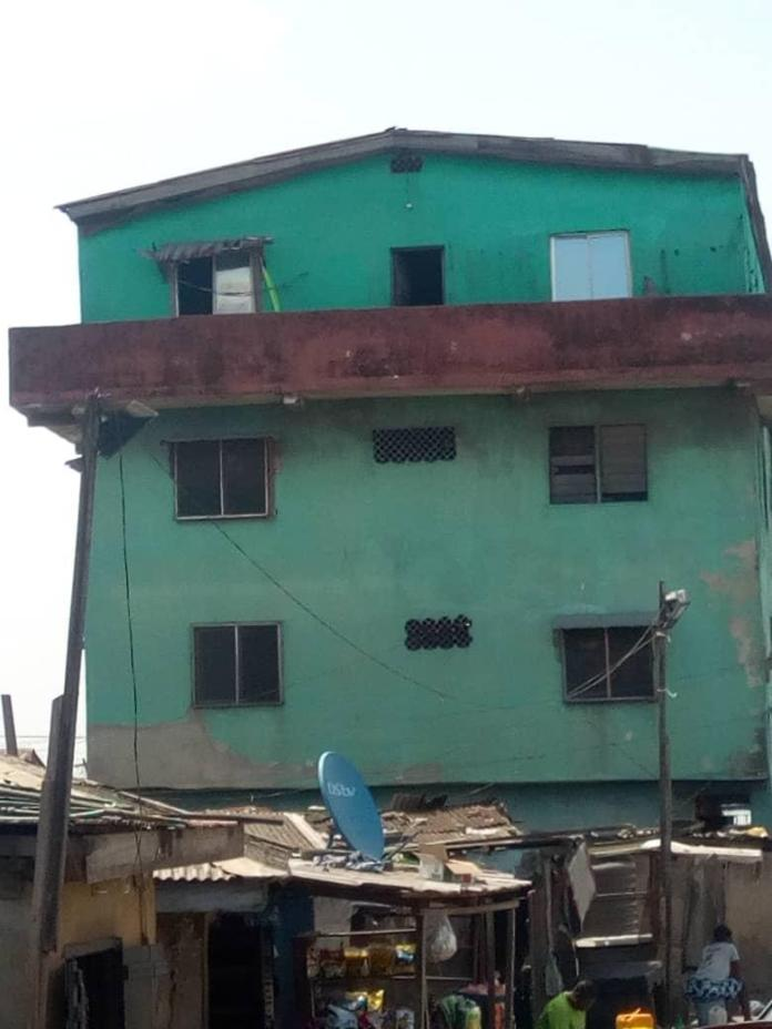 LASEMA moves to pull down distress building in Apapa/Igammu