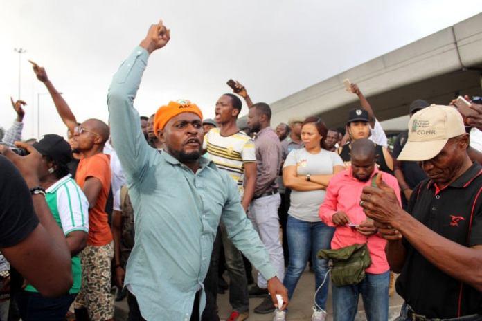 RevolutionNow Protest: Court award N1m suit against FG for disrupting