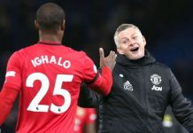 Solskjaer wants Nigeria's striker, Odion Ighalo to remain at Man United