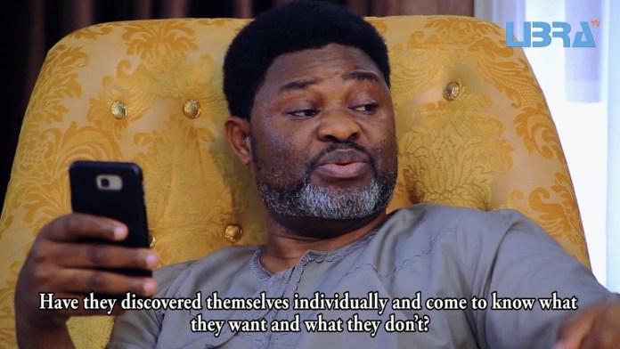 THE JOURNALIST Latest Yoruba Movie 2020  Damola Olatunji  Yomi ...