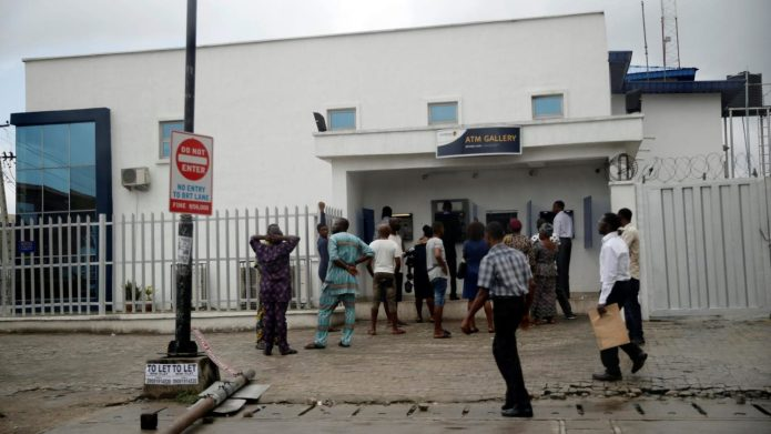 #EndSars: Bank closure leaves customers stranded in Abakaliki