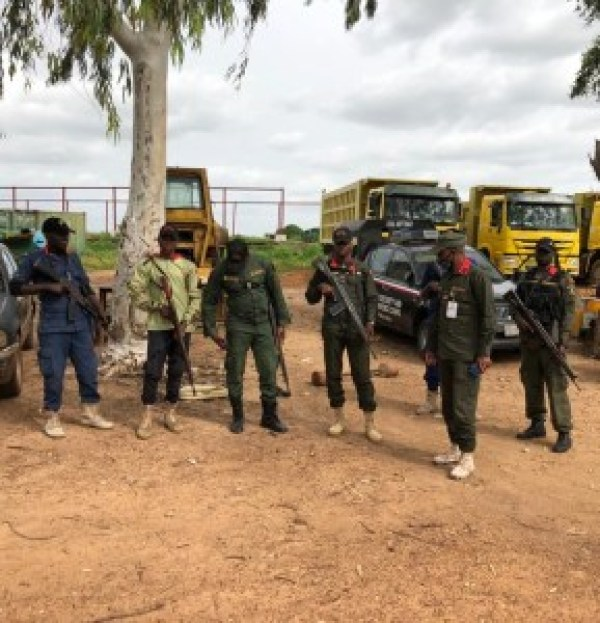 150 agro rangers deployed to secure agricultural investments in Kaduna - NSCDC
