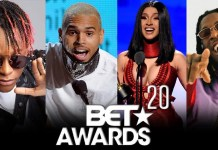 2020 BET: Black lives celebrated, mourned at emotional awards