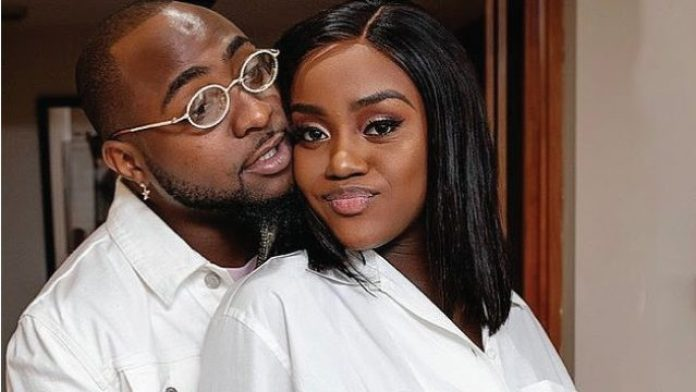 Davido has never beaten me before, Chioma Rowland speaks out