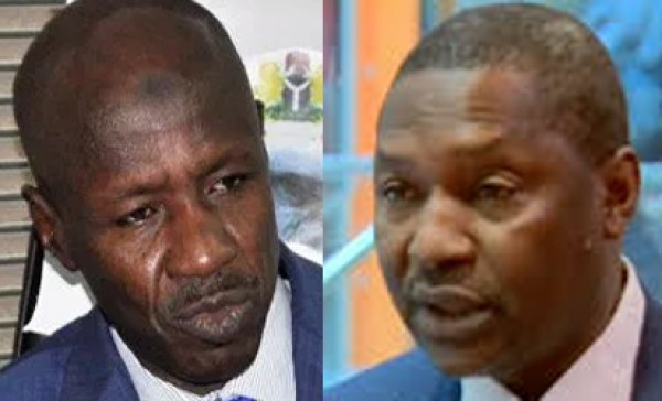 Attack on Magu: Sack Malami now – Northern group begs Buhari