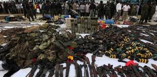 How 602 Boko Haram members surrender, denounce membership
