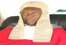 Just In: Kogi Chief Judge, Nasiru Ajanah is dead