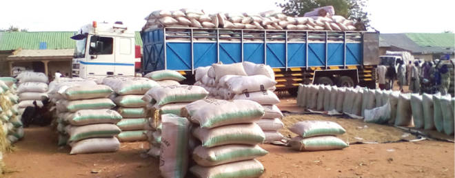 CBN distributes N820m inputs to 3,102 rice farmers