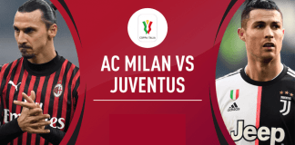 Ronaldo solo not enough, as AC Milan hit back with 3 goals in 5 minutes to floor Juventus