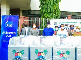 P&G partners LASG on handwashing stations for markets, hospitals, others