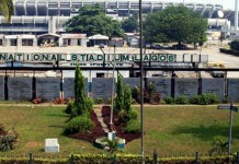 Bringing Santiago Bernabeu grass to National Stadium in Surulere - Egbe