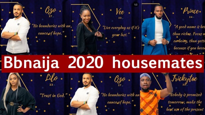 BBNaija 2020: Meet the 20 housemates to compete for N85 million