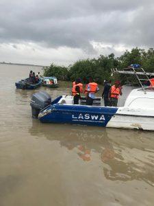 LASWA deploys newly recruited female water guards