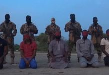 Video: How 5 aid worker were murder by Boko Haram in Borno