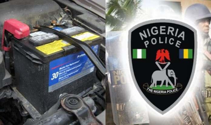 Police arraign 2 men in Edo for allegedly stealing car batteries