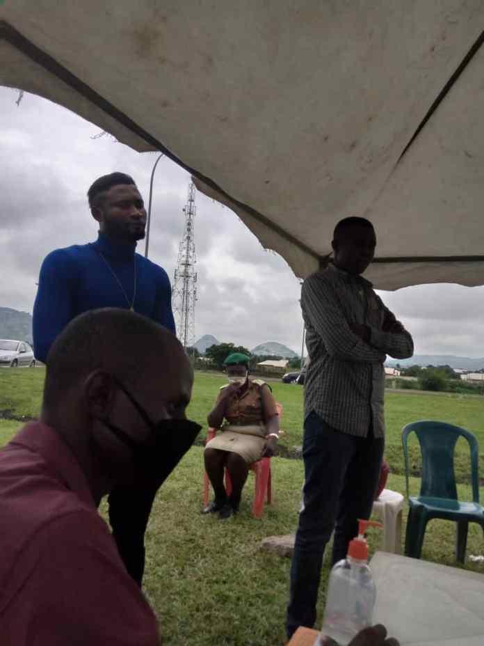 COVID-19: Gunshots as Policemen dismantle FCT Mobile Court for arresting colleagues