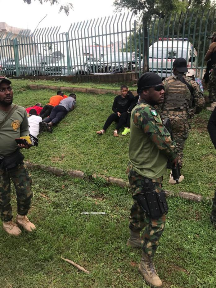 RevolutionNow: Buhari Govt have violated their obligations under 1999 Constitution - SERAP