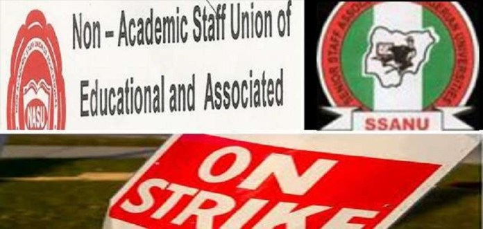 IPPIS: NASU, SSANU threaten strike action over unresolved issues with FG