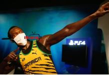 Eight-time Olympic gold medalist, Usain Bolt has tested positive to COVID-19