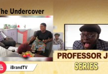 PROFESSOR JOE (EP3): The Undercover - YouTube