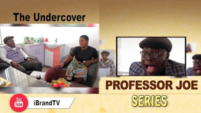 PROFESSOR JOE (EP3): The Undercover - YouTube