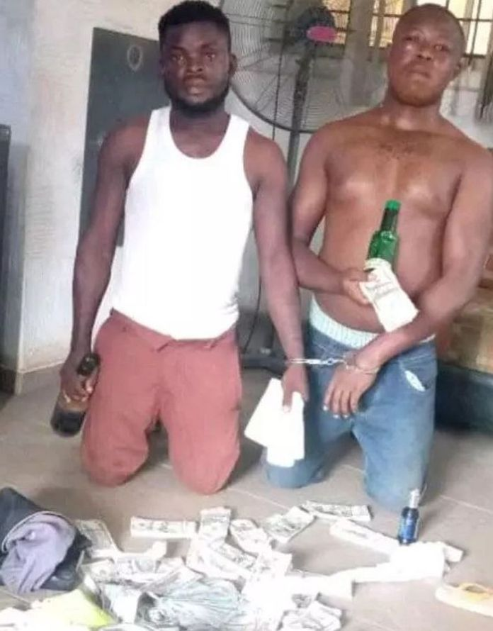 We scam innocent people with fake dollars, charm - fraudsters confesses
