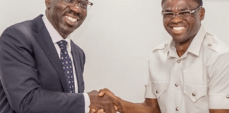Edo election: Governor Obaseki, Shaibu receive certificates of return