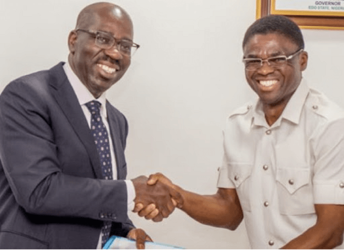 Edo election: Governor Obaseki, Shaibu receive certificates of return