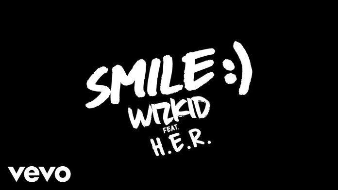 WizKid - Smile (Audio) ft. H.E.R. - YouTube