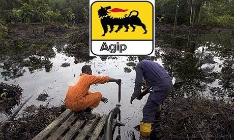 Bayelsa community reports oil leak at Agip's oilfield