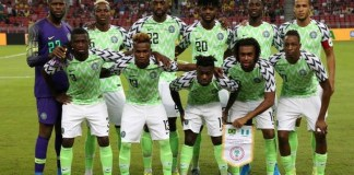 FIFA Ranking: Nigeria drops by one spot, now world 36th