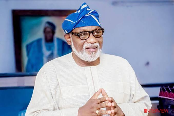 Akeredolu leads Jegede with 37,771 votes after 12 LGAs