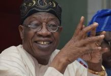 FG Has Right To Probe #EndSARS Protesters - Lai Mohammed